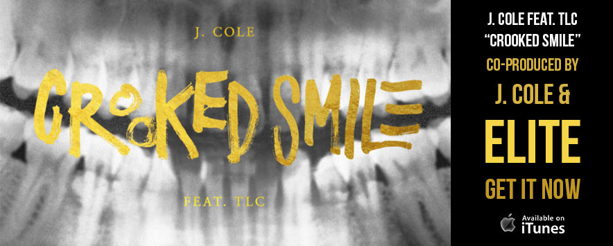 Crooked Smile Single